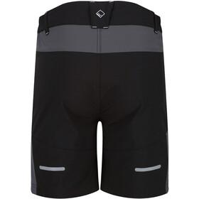 Regatta Mountain Shorts Hombre, black/magnet